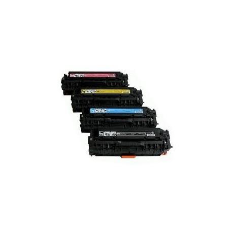 HP CC530 / CE410A/CF380A/CANON 718 BK