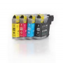 INK JET BROTHER LC 121/123 CY COM 10ML