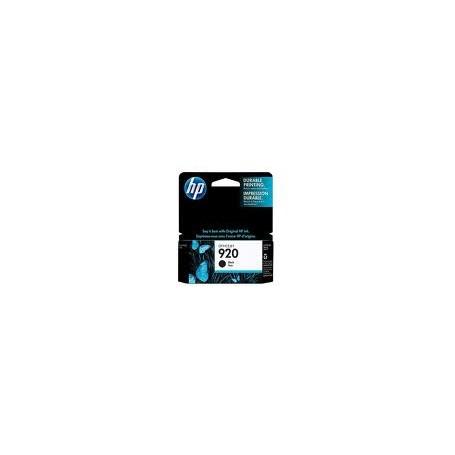 HP 920 BK CD971A INK-JET