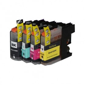 INK JET BROTHER LC 121/123 MG COM 10 ML