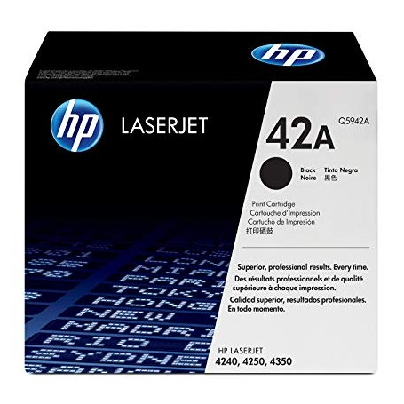 HP IJ 4250/4350 CART. BK