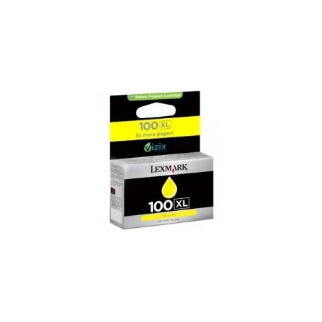 LEXMARK 014N1071E GIALLO100XL 600PG