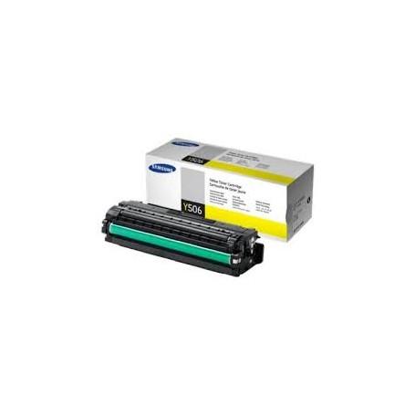 HP SU515A CLX-6260 YELLOW 3.5K 506YL